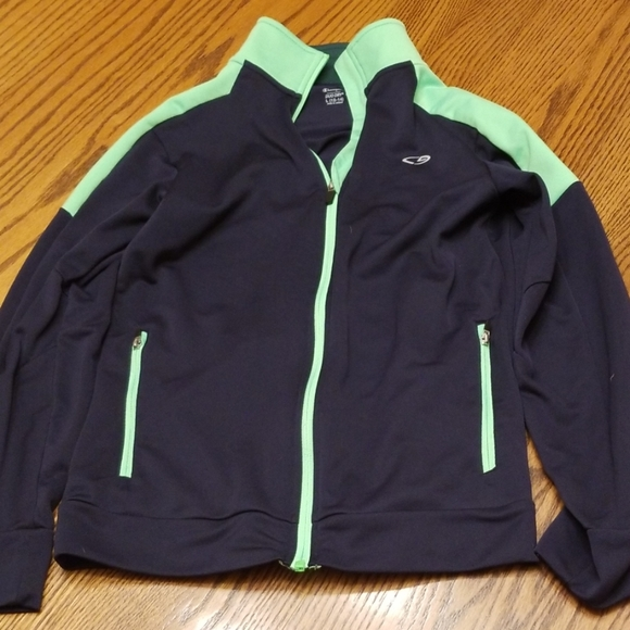 Champion Other - Champion brand zip up jacket sz 12/14